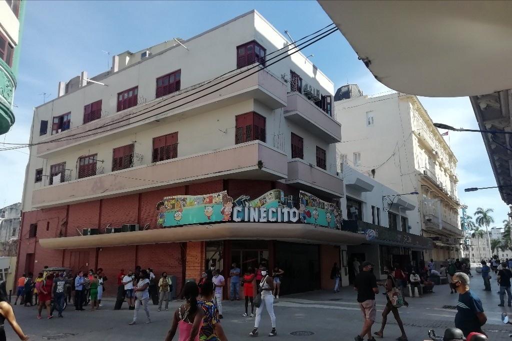 Cinecito Cine San Rafael Habana
