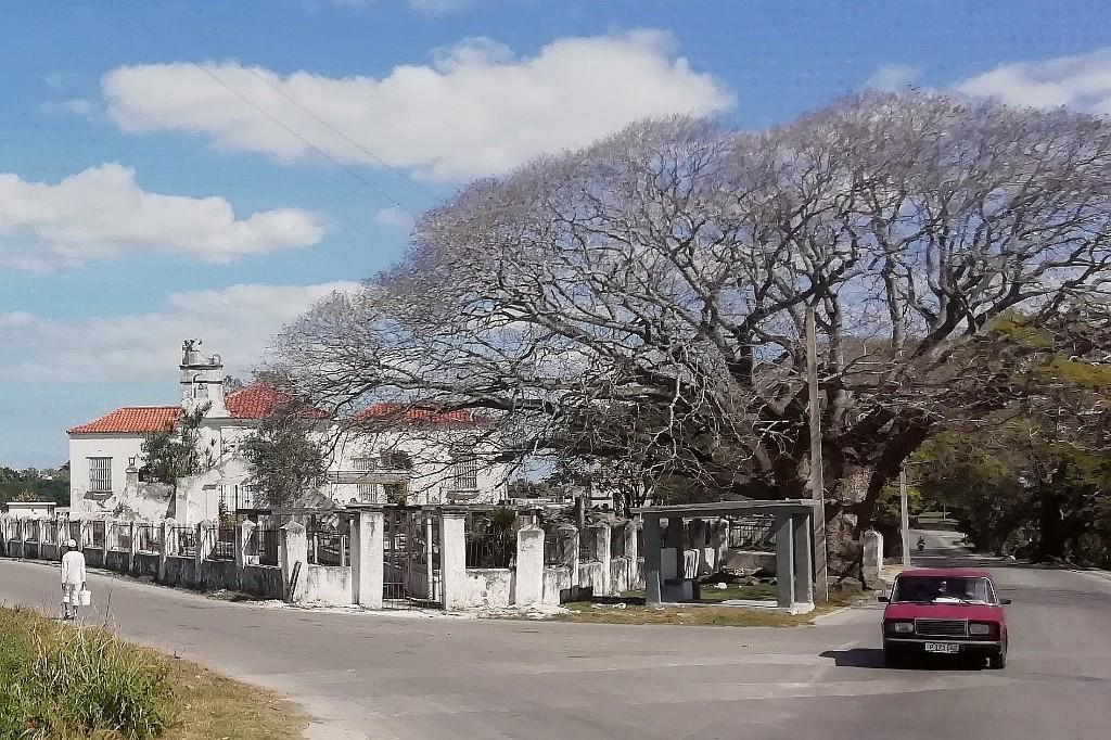 Ermita del Potosi Cementerio Viejo de Guanabacoa
