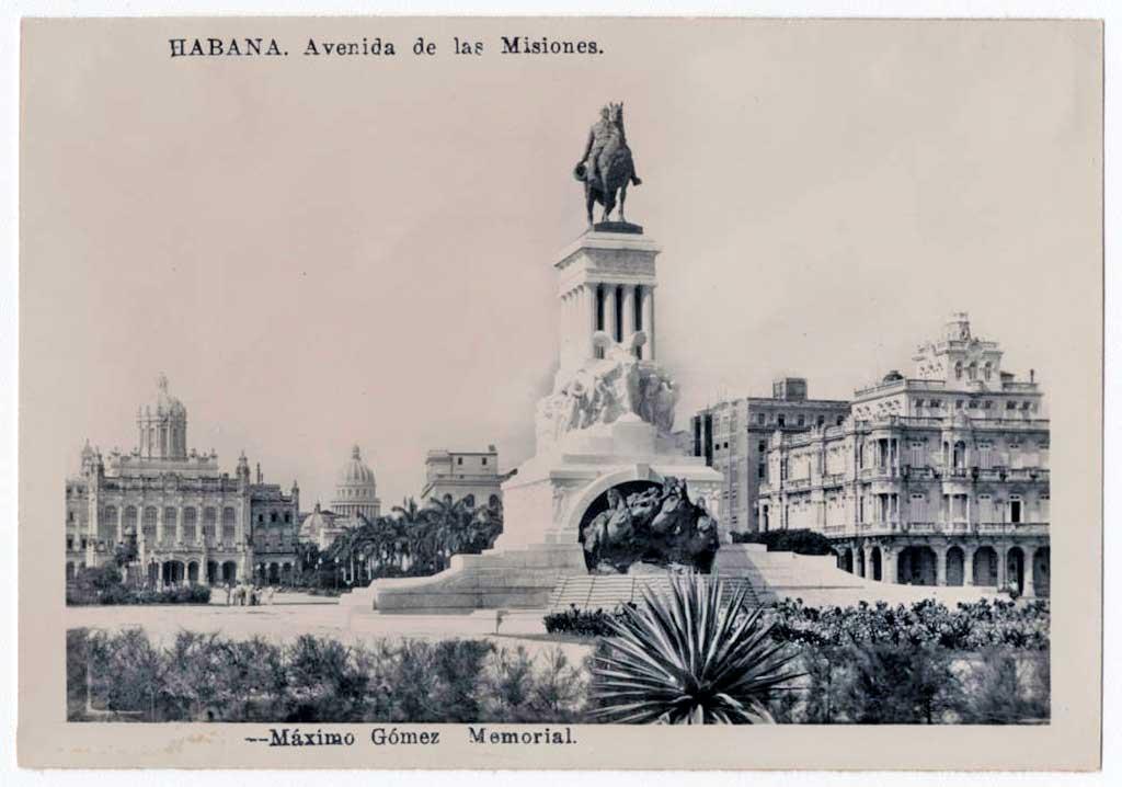 Estatua de Máximo Gómez