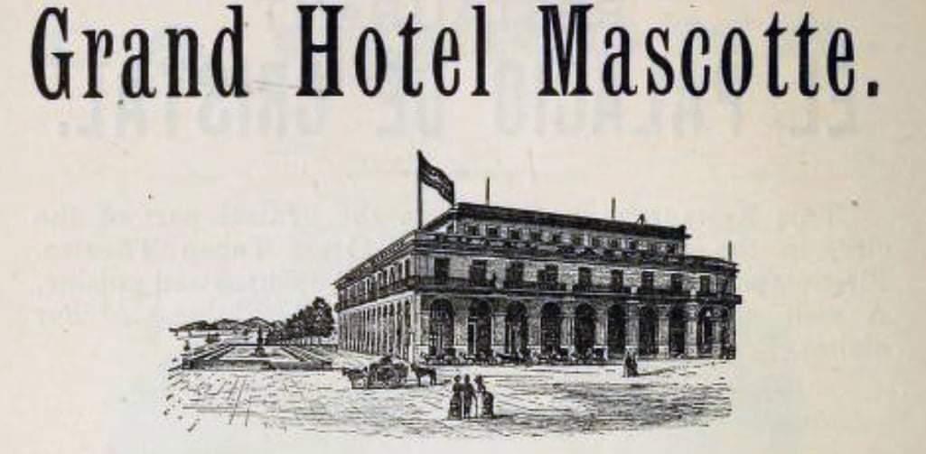 Gran Hotel Mascotte de La Habana