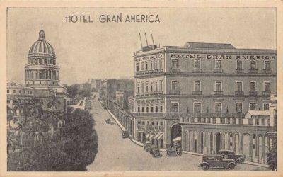 Hotel Gran América (para mirar el Capitolio de La Habana)