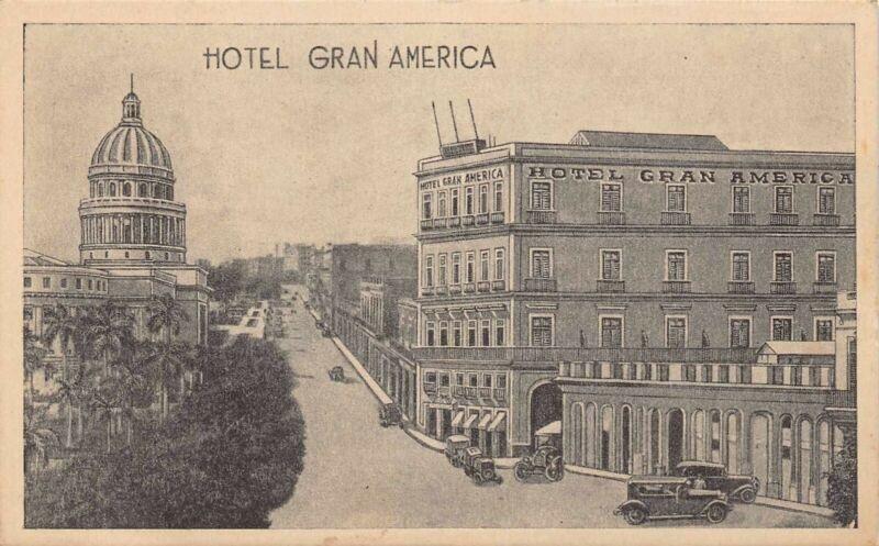 Hotel Gran America Habana Calle Industria
