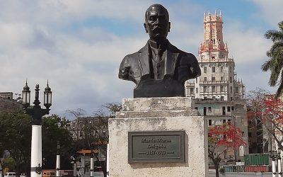 Martín Morúa… esos bustos ignorados del Capitolio
