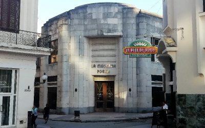 La Moderna Poesía, gran librería de la calle Obispo