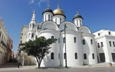 Nuestra Señora de Kazán, una iglesia ortodoxa rusa en La Habana