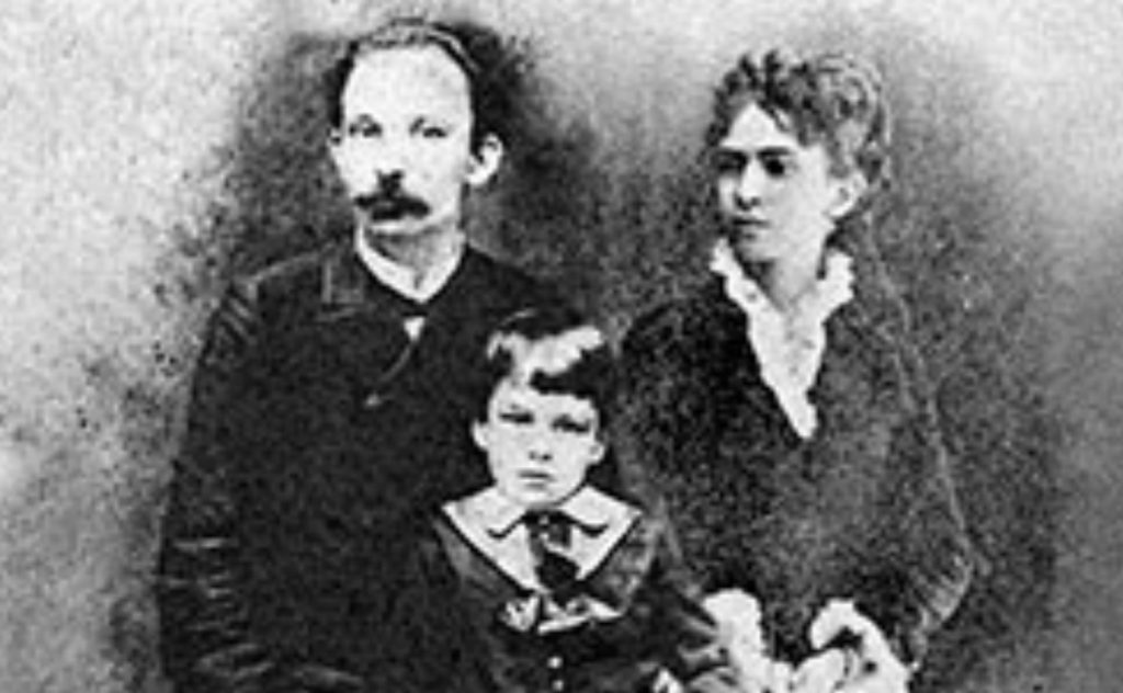 Jose Marti y Carmen Zayas Bazan