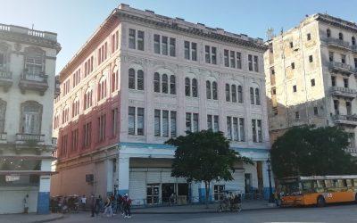 La Isla de Cuba (Grandes tiendas de La Habana)
