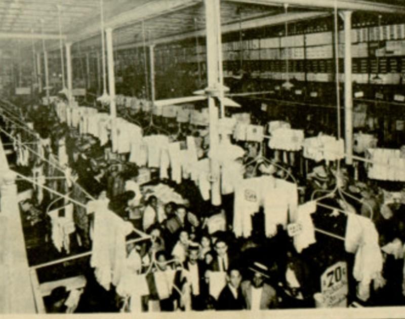 La Isla de Cuba Tienda La por departamentos 1925