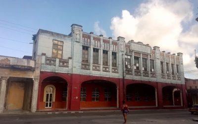 La Lechera (antiguas industrias de La Habana)