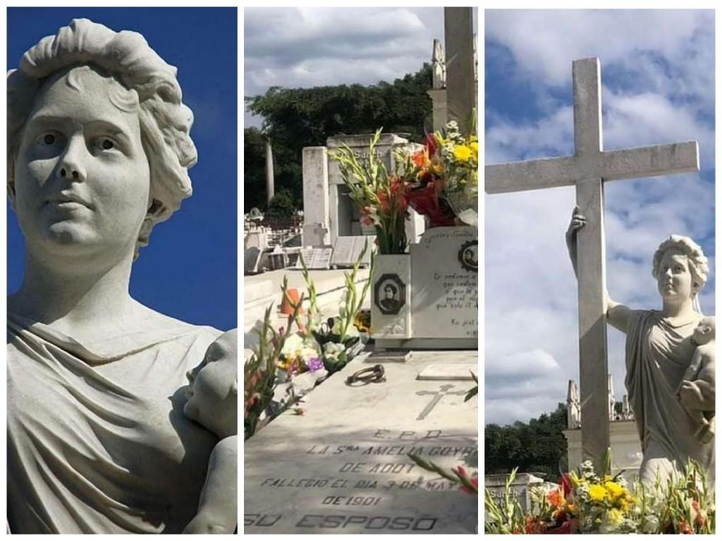 La Milagrosa Cementerio de Colon