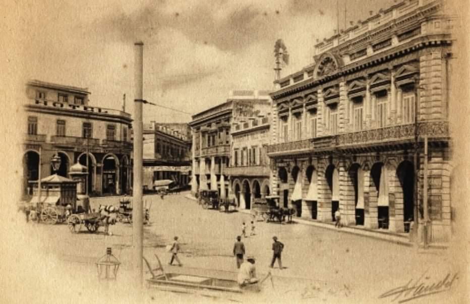 Oficio y Luz Habana Siglo XIX