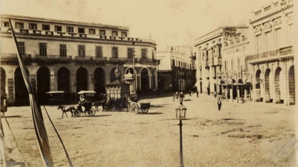 Oficio y Luz Hotel Mascotte