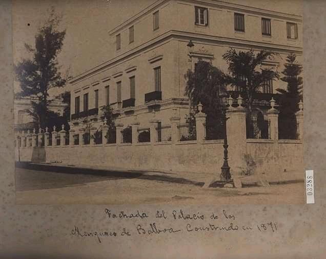 Palacio de Balboa La Habana