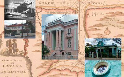 Residencias habaneras del Vedado, su historia y fotos
