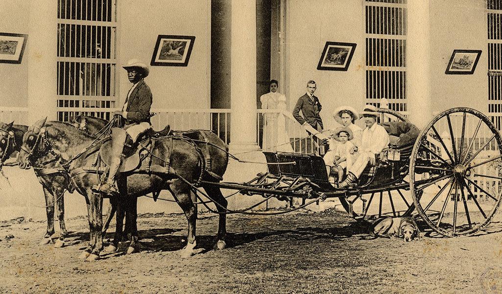 Medios de transporte en La Habana