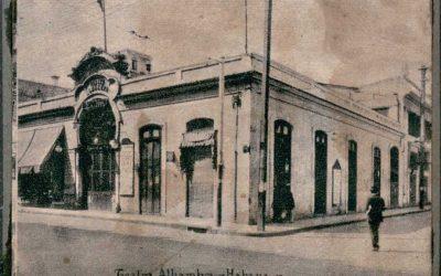 El teatro Alhambra el más icónico de la República