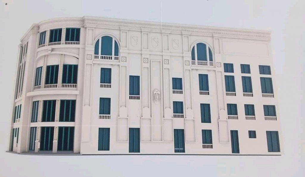 Teatro Campoamor Habana Proyecto