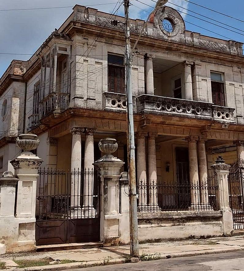Villa Matilde Palacete Vedado