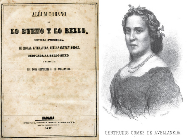Álbum cubano de lo bueno y lo bello