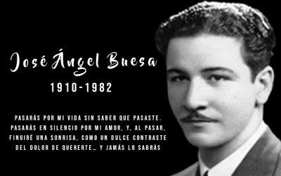 José Ángel Buesa: ¿poeta menor y cursi empedernido o digno representante del género romántico?