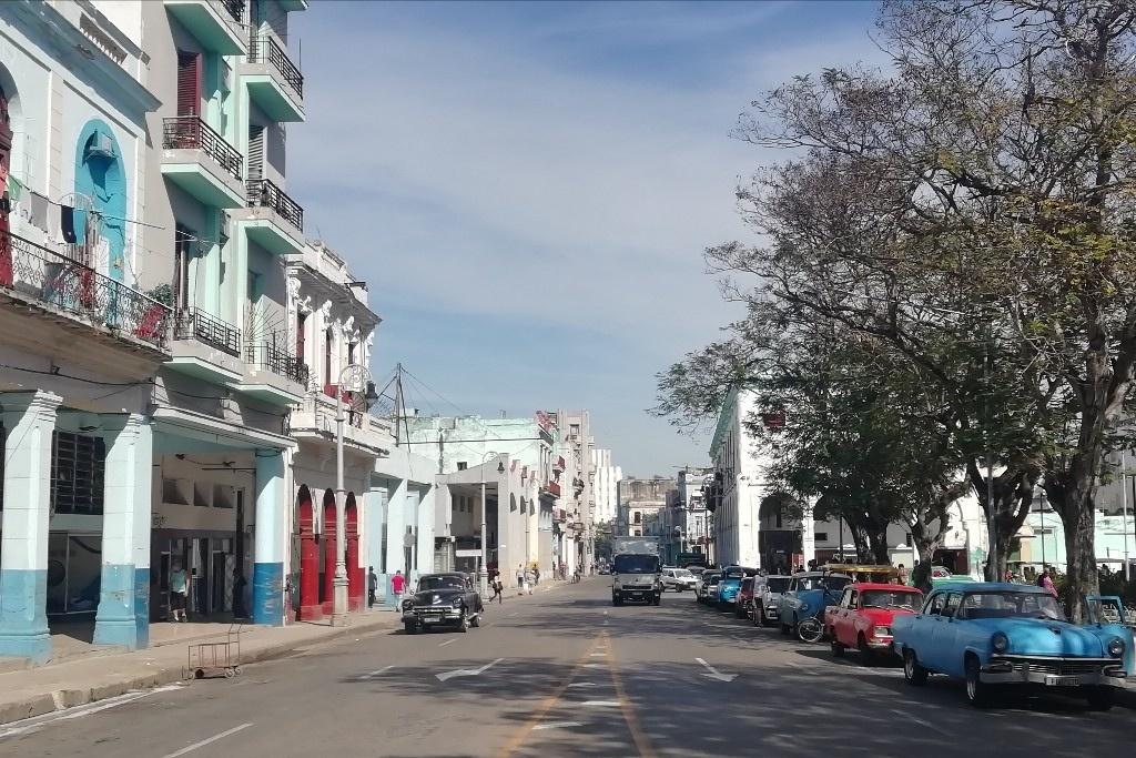 Calle Galiano (La Habana)