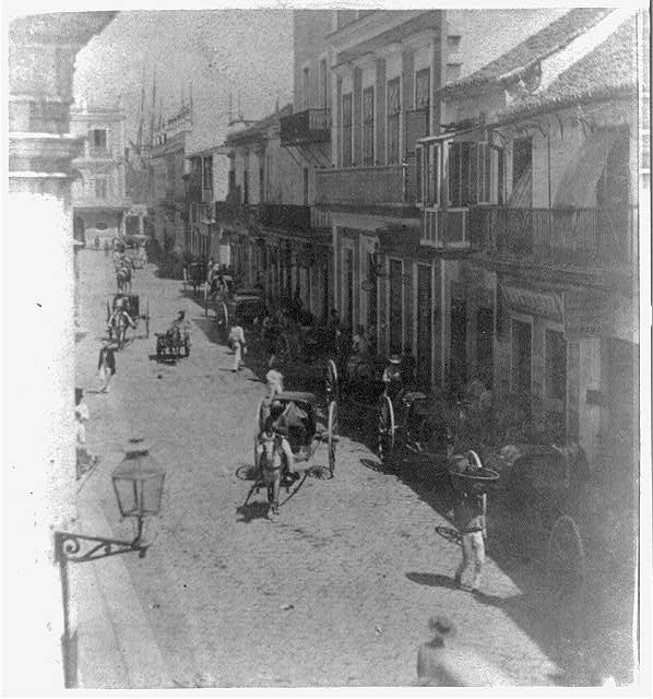 calle obispo 1860