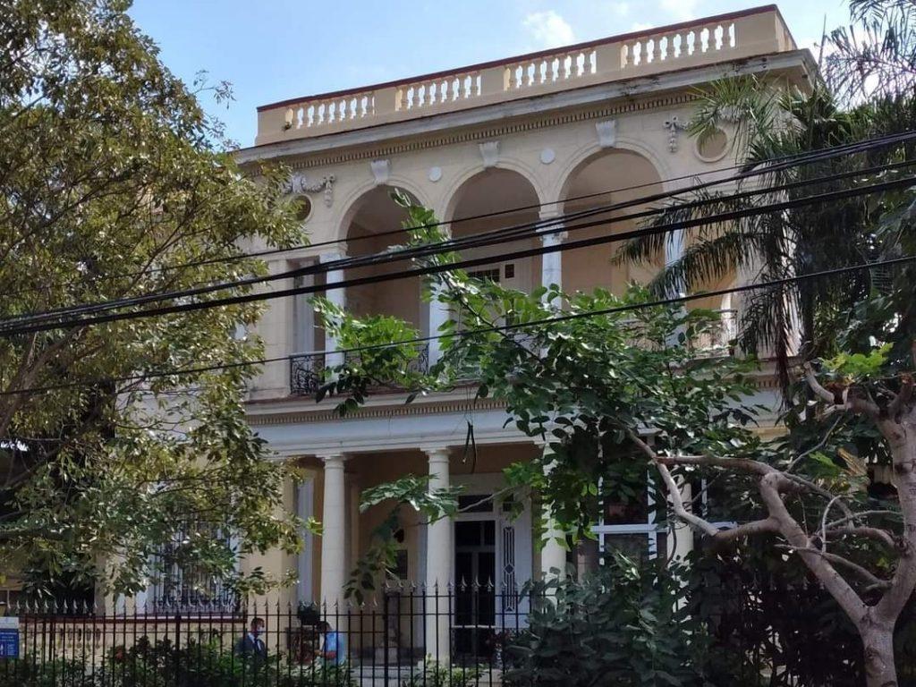 Cámara de Comercio de la República de Cuba, Vedado, La Habana