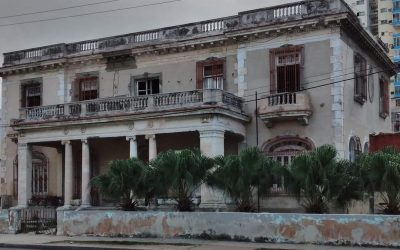 G No. 202 Casa de José Manuel López Silvero (Vedado Monumental)