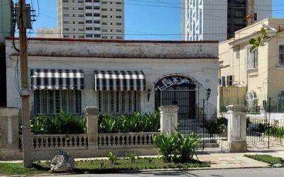 Vedado patrimonial, 5ta, No. 304 (Casa de José Ramón Villalón)