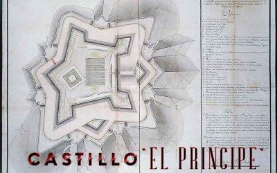 El castillo del Príncipe la fortaleza más elevada de La Habana