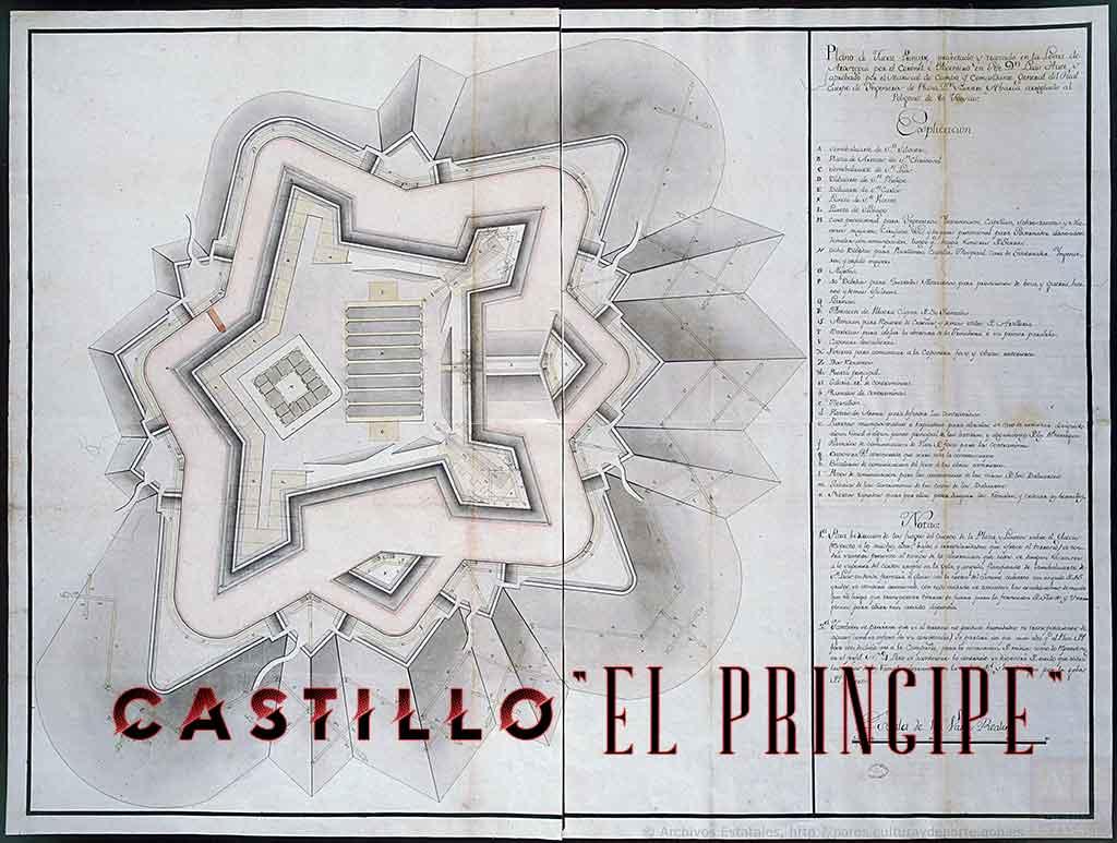 castillo el prinicpe
