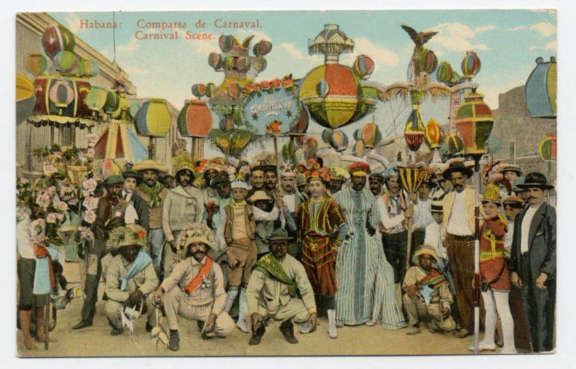 Comparsa de Carnaval - Habana