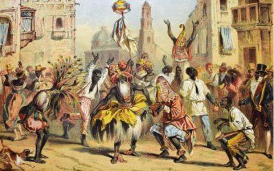 El Día de Reyes o de «los Diablitos» en La Habana