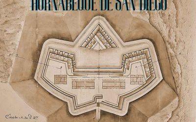 El hornabeque de San Diego, el fuerte que debía proteger a la fortaleza de La Cabaña