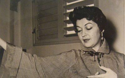 María de los Ángeles Santana la Estrella de América