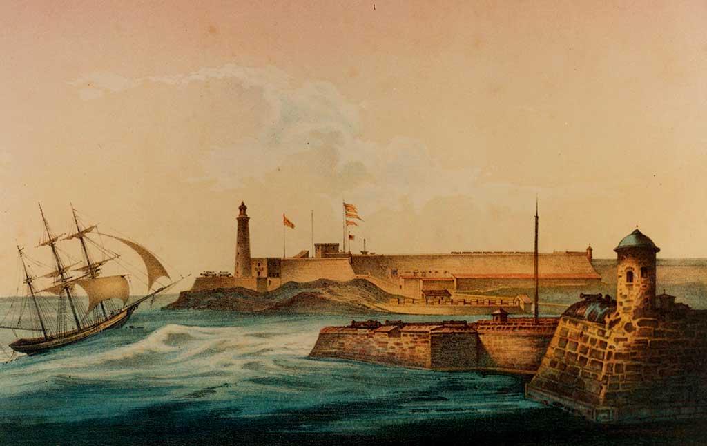 Castillo del Morro La Habana