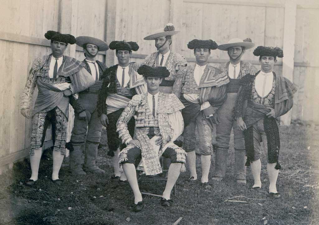 plaza de toros habana siglo XIX 1899
