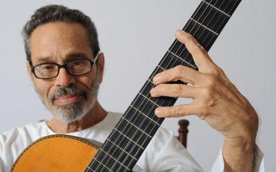Leo Brouwer uno de los cinco mejores guitarristas vivos en todo el mundo