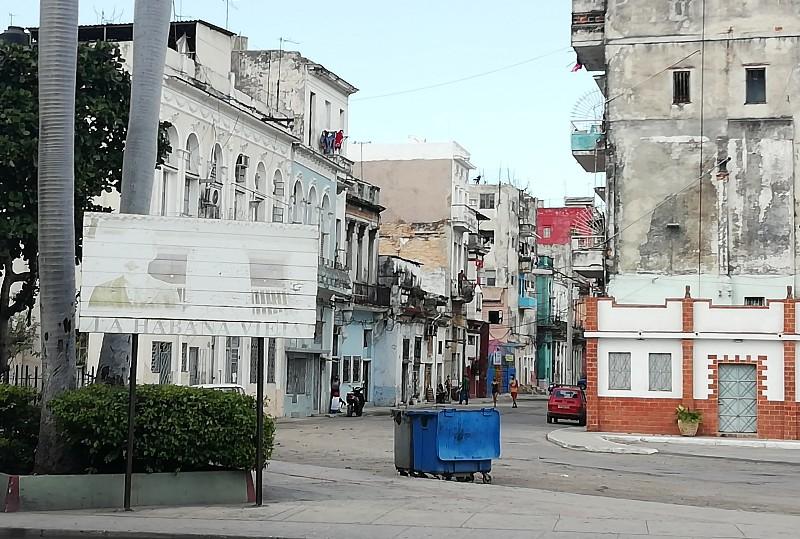Calle Corrales La Habana Vieja