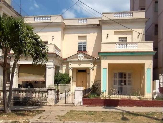 Casa Vedado Calle E Zacharie Blanche de Baralt