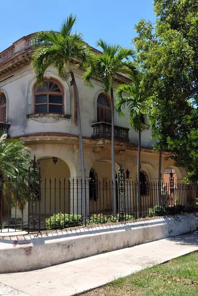 Antigua casa de José Balcells en 2020