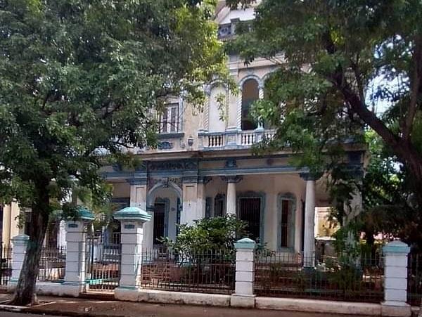 Casa de Pablo Mendieta Vedado