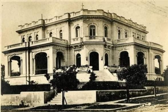 Casa de Ramon Crusellas Vedado calle 21