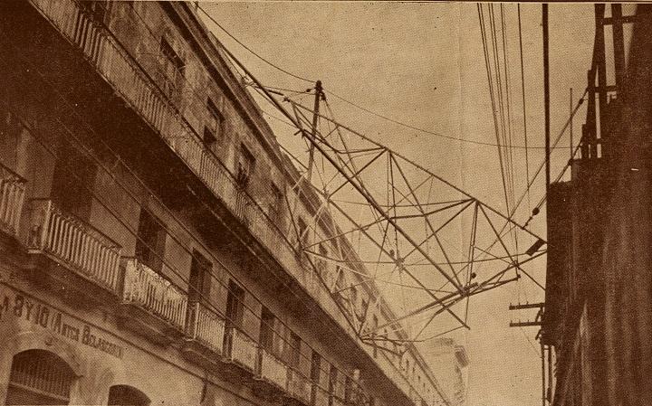 Cuban Telephone Company Ciclon del 26