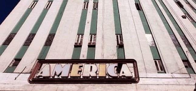 Edificio Rodriguez Vazquez Teatro America