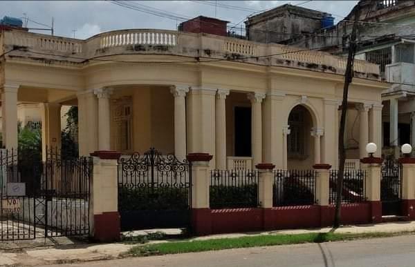 Antigua casa de Ladislao Menéndez y José Maseda Bouso