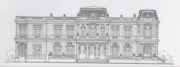 Casa de Salvador Guedes (proyecto original)
