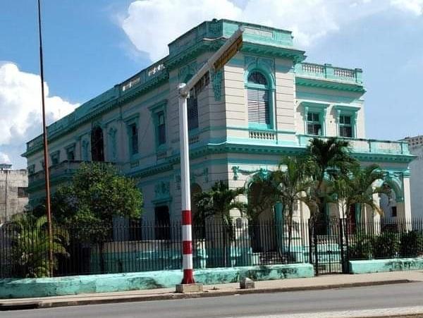casa de Salvador guedes vedado