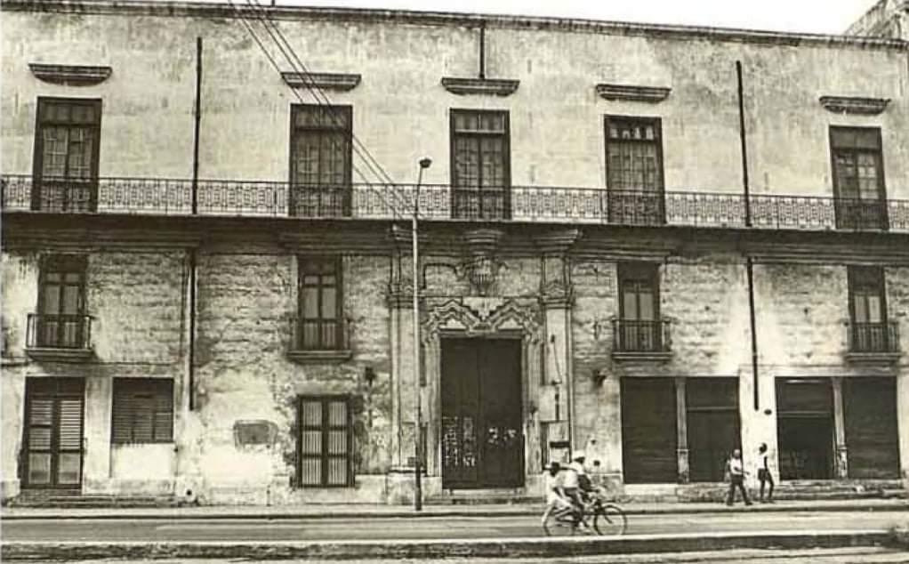 casa del Conde de la Mortera Habana vieja