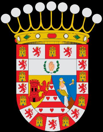 Escudo del Conde de la Mortera